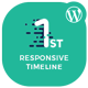 First-Responsive Wordpress Timeline Plugin - CodeCanyon Item for Sale