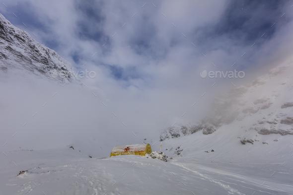 The Fagaras Mountains - Stock Photo - Images