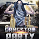Gangstar Party Flyer - GraphicRiver Item for Sale