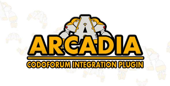 Arcadia - Codoforum Integration Plugin - CodeCanyon Item for Sale