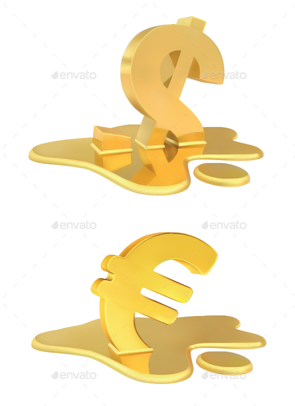 Dollar Sign - Concepts Business