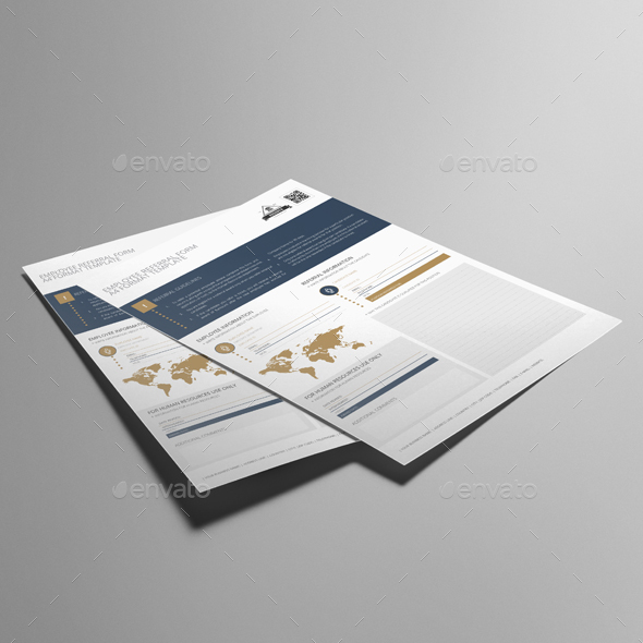 Employee Referral Form A4 Template   Kfea 1 Employee Referral Form A4  Template   Kfea 2 ...
