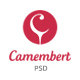 Camembert - Wine Restaurant & Cheese Shop PSD Template Nulled