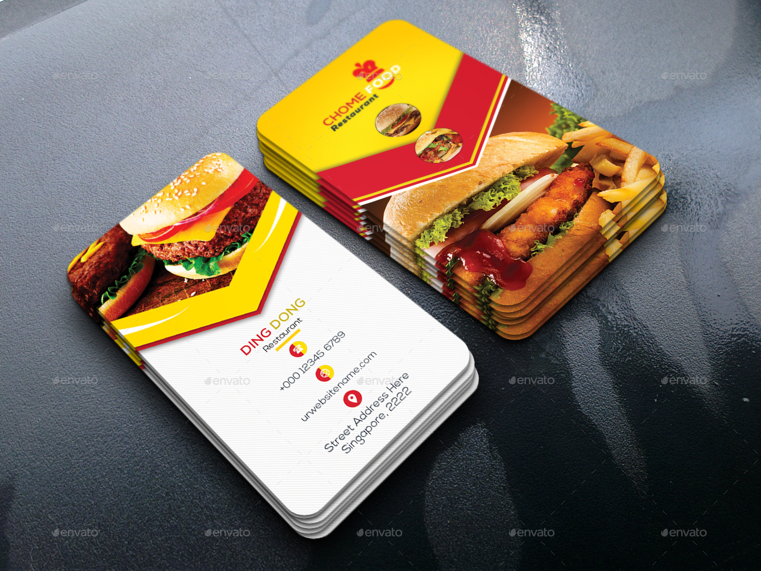 Special restaurant business card by business2man graphicriver special restaurant business card business cards print templates 01screenshotg 02screenshotg colourmoves