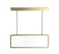 Blank hanged golden panel - PhotoDune Item for Sale
