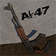 AK47 ( Full textures and edition )