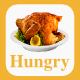 Hungry - Food and Restaurant Mobile Template Nulled