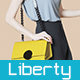 Liberty - Shopping Responsive Prestashop Theme - ThemeForest Item for Sale