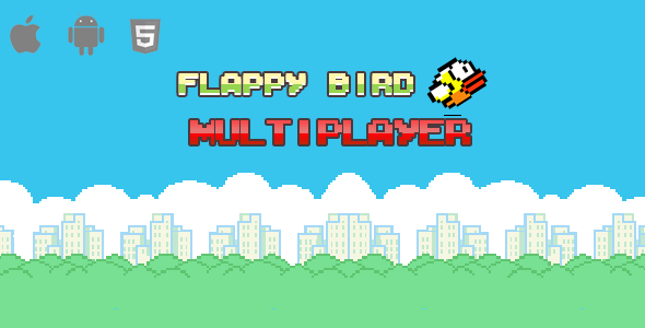 Flappy Bird Multiplayer - CodeCanyon Item for Sale