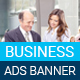 Business Ads Banners - GraphicRiver Item for Sale