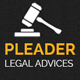 Pleader Law Business Template Nulled