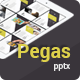 Pegas Powerpoint template - GraphicRiver Item for Sale