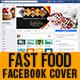 Fast Food Facebook Cover Design