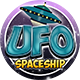UFO Spaceship - iOS Game with Admob - CodeCanyon Item for Sale