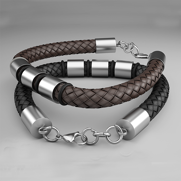 Bracelet Homme - 3DOcean Item for Sale