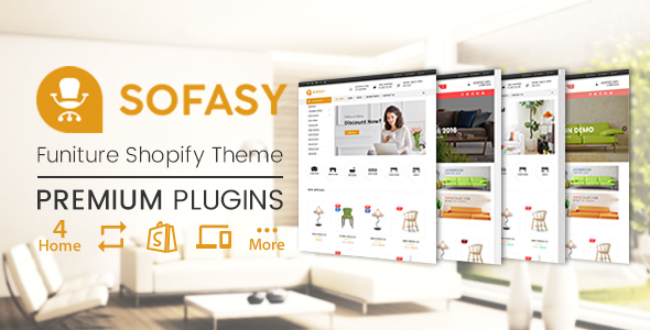 SP Sofasy - Furniture Responsive Shopify Theme - Shopify eCommerce