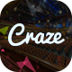 Craze - App Event & Conference WordPress Theme Nulled
