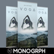 Yoga Roll Up Banner 3 - GraphicRiver Item for Sale