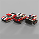 Lego car pack 2 - 3DOcean Item for Sale