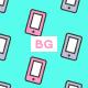 Flat Smartphones Backgrounds - GraphicRiver Item for Sale