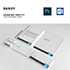 Corporate Stationery Set-v01 - GraphicRiver Item for Sale