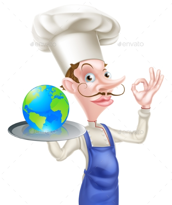 World Food Chef - Miscellaneous Vectors