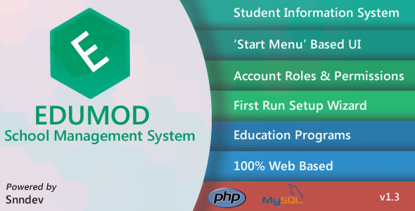 School Management System | EDUMOD Pro