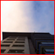 Building With Clouds Passing - VideoHive Item for Sale