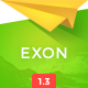 Exon - Responsive Email Newsletter Template Nulled