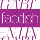 Faddish - GraphicRiver Item for Sale