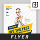 Modern Flyer Template Vol.04 - GraphicRiver Item for Sale