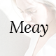 Meay - Feminine WordPress Blog Theme - ThemeForest Item for Sale