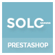 Solo - Prestashop Furniture/Interior Store Theme - ThemeForest Item for Sale
