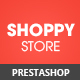 Shoppy Store - Responsive Prestashop Theme Nulled