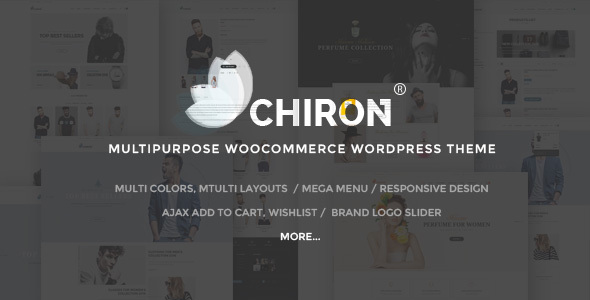 Chiron - Multipurpose WooCommerce WordPress Theme