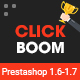ClickBoom - Responsive Multipurpose Prestashop 1.6 and 1.7 Theme Nulled
