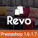 Revo - Premium Responsive Prestashop 1.6 and 1.7 Mega Store Theme Nulled