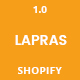 Lapras Responsive Shopify Theme - ThemeForest Item for Sale