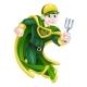 Gardener Super Hero