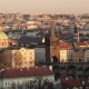 Prague and Its River, Taken As a Day-to Night Transition  Shot - VideoHive Item for Sale