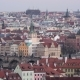 Prague, Its Central Part, Taken As a Day-to Night Transition  Shot - VideoHive Item for Sale