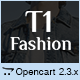 T1Fashion - Responsive Fashion OpenCart 2.3 Theme - ThemeForest Item for Sale