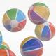 Beach Balls Background