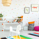 Download Baby room with rocking horse from PhotoDune