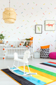 Baby room with rocking horse - PhotoDune Item for Sale