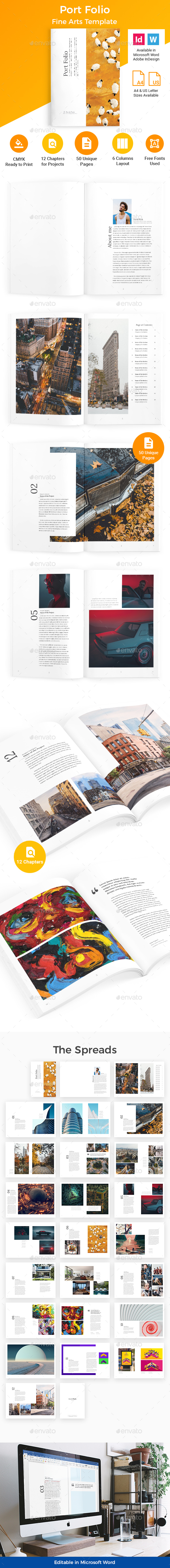 Port Folio - Portfolio Brochures