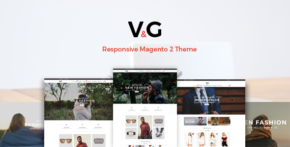 VG – Responsive Magento 2 Theme