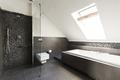 Bathroom in the attic - PhotoDune Item for Sale