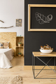 Cozy autumn bedroom