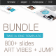 BUNDLE - Art Vibes + Jump - GraphicRiver Item for Sale